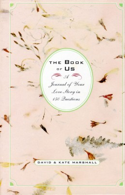 "Photo of the book cover: ""The Book of Us"" by Kate & David Marshall"
