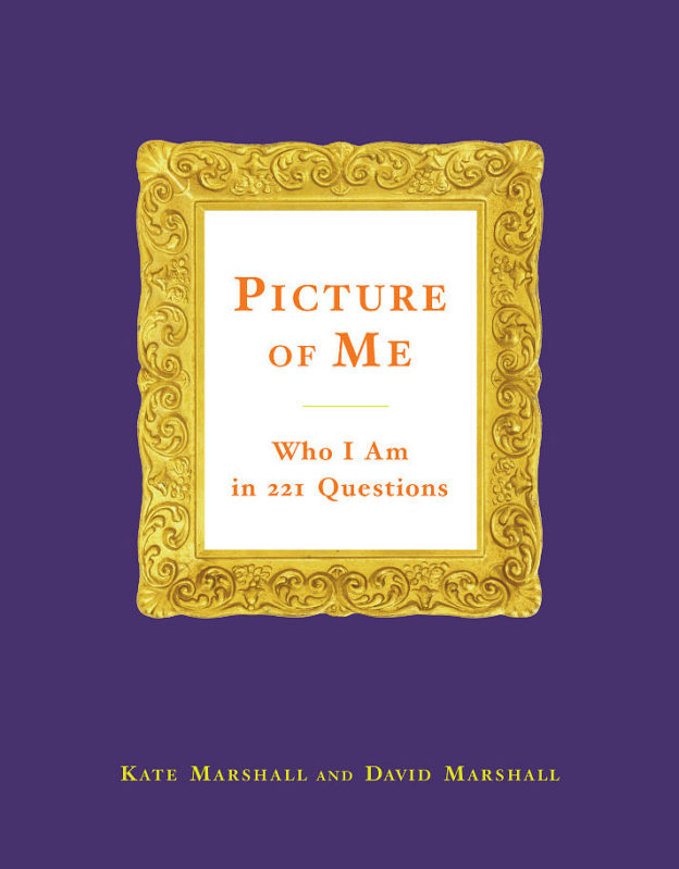 "photo of book cover: ""Picture of Me"" by Kate & David Marshall"